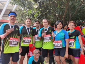 Running group is great for beginners
