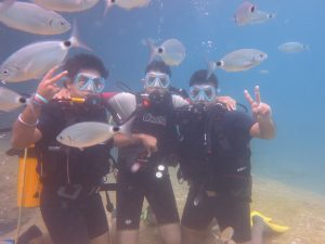 Scuba diving experience in Fethiye, Turkey