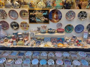 Grand bazaar- best places to visit in Istanbul