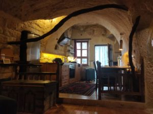 Cave hotel - things to do in Cappadocia