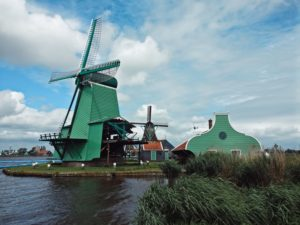 Zaanse Schans - Best places to see in the Netherlands