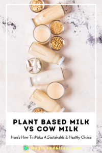 Comparing the traditional dairy milk with the new plant based milks on their environment & health benefits and make better choices as consumers. The amount of nutritional value plant-based milks have is unreal. So many varieties and so many benefits. Find out about the greatness of PBM and the comparison to cow's milk. #health #veganism #plantbased