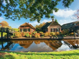 Giethoorn- Best places to see in the Netherlands