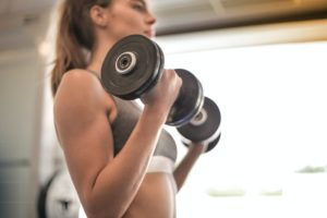 how to be consistent with exercise