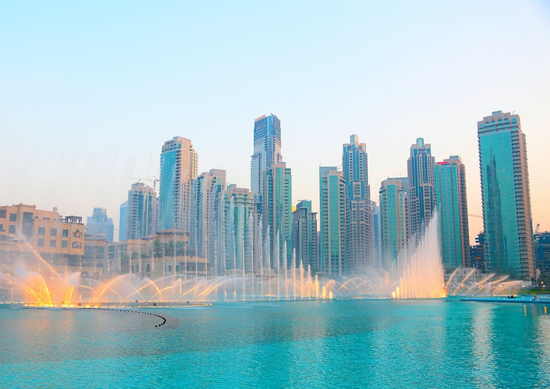 Dubai places to visit for first time visitors